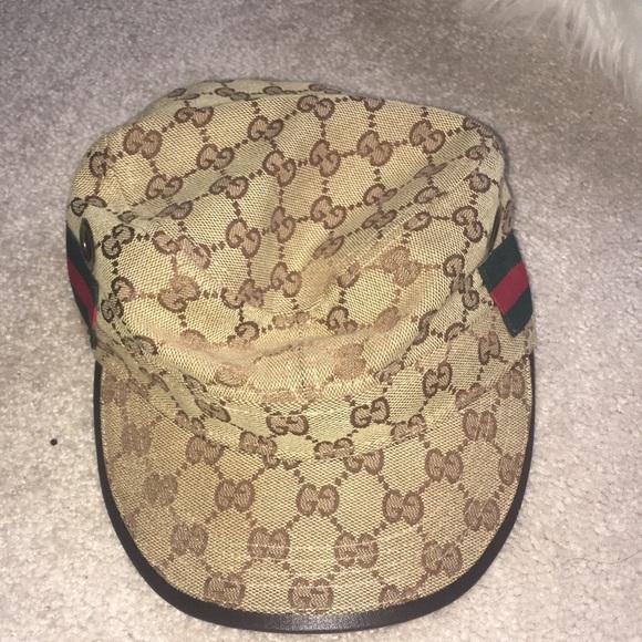 d05d5beb919ca Gucci Accessories - Authentic Gucci cap